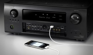 Denon details two 3D ready receivers