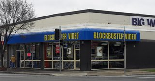 There's no rewinding for Blockbuster