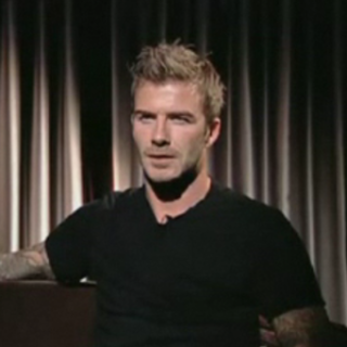Your chance to ask Beckham: What were you actually doing in South Africa?