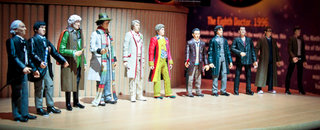 Dr Who: 11 Doctors, one Tardis, the ultimate figure set?