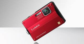 Panasonic adds toughness to style with the Lumix DMC-FT10