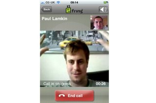 Fring shuts down 3G calling on iPhone 4