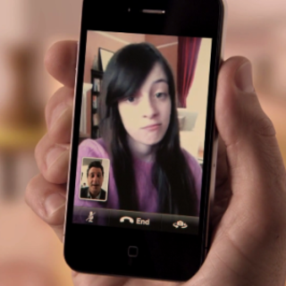 "VIDEO: Say ""cheese"" for Apple's cringe-worthy FaceTime ads"