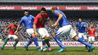 VIDEO: PES 2011 gameplay glimpses