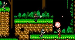 NES Contra gets Expendables makeover on Facebook
