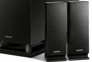 Sony HT-AS5 adds 3D sound to your 3D pictures