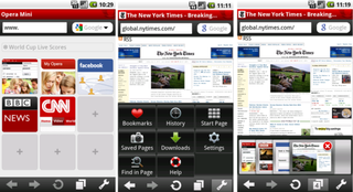 Opera Mini 5.1 for Android freed from its beta shackles