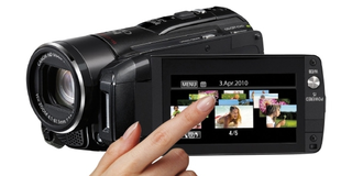 Canon Legria HF M32 adds SDXC support