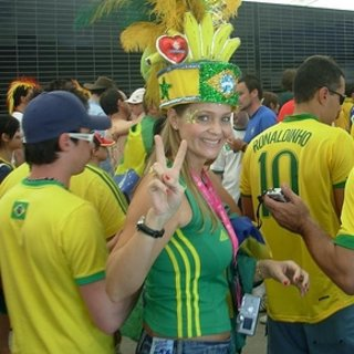 Google: Brazil fans most loyal during World Cup