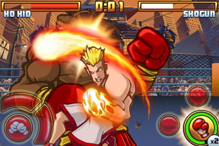 App of the Day - Super KO Boxing 2