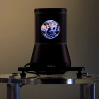 VIDEO: Sony's 360-degree volumetric 3D display