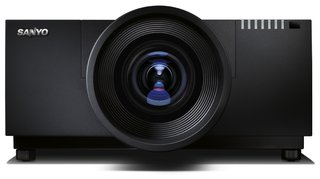 Sanyo goes big time with the PLV-HF10000L projector