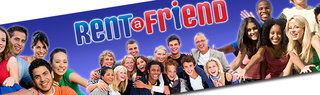 Rent A Friend website offers UK pals