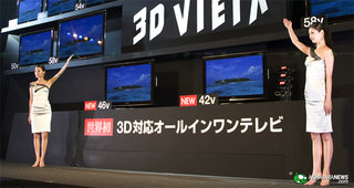Panasonic trials all-in-one 3D plasma TVs in Japan