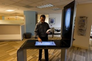 Intel demos the check-out of the future