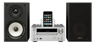 Onkyo offers two new compact audio systems: CS-545UK and CS-1045DAB