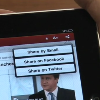 VIDEO: BBC News app bullets-in to the App Store