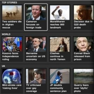 BBC News apps: Not popular on Fleet Street