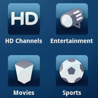 Android gets its own Sky+ app
