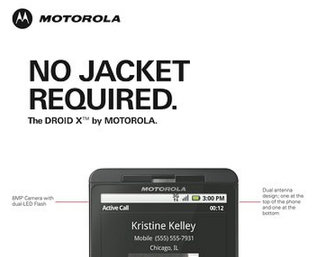 Motorola latest to slam Apple with press campaign