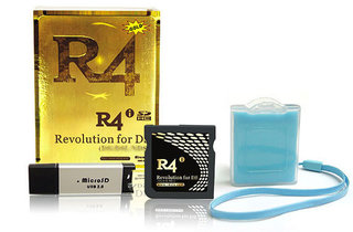 UK renders Nintendo DS R4 cards illegal
