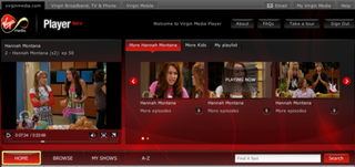 Virgin Media takes its TV online and mobile