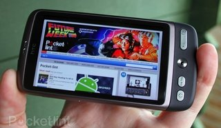 HTC Desire: Froyo (Android 2.2) update official
