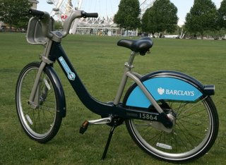 Know your Boris Bike