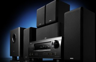 "Denon DHT-1311XP: ""Home cinema in a box"""