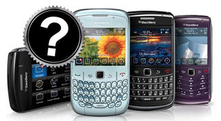 The BlackBerry phones of tomorrow