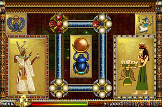 APP OF THE DAY: Scarabeus: Pearls of Nile (iPhone)