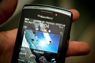 EXCLUSIVE: Vodafone BlackBerry Torch inbound