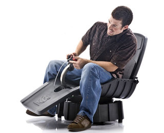 sc 1 st  Pocket-lint & X-Dream Gyroxus PS3 gaming chair rocks up