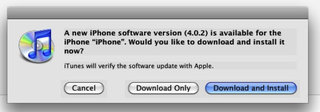 Apple iOS 4.0.2 for iPhone and 3.2.2 for iPad released to combat PDF vulnerability
