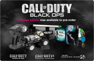 Call of Duty Black Ops Prestige edition goes on pre-order