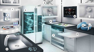 IKEA kitchen of the future is alive!