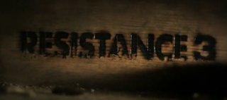VIDEO: Resistance 3 for PS3 confirmed