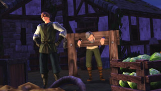 The Sims goes medieval