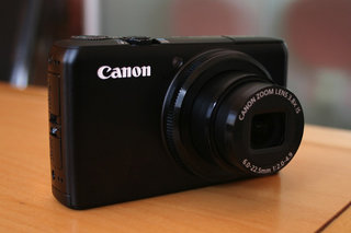 Canon PowerShot S95 adds HD video to the mix