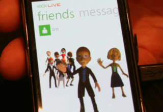 Windows Phone 7: Up close and personal with Xbox LIVE