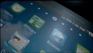 Samsung Galaxy Tab gets official teaser video