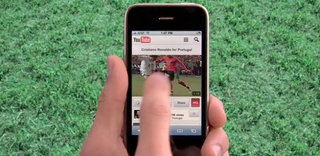 YouTube HTML5 mobile friendly site goes global