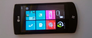 Microsoft leaks LG Windows Phone 7 smartphone