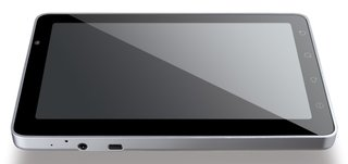 ViewSonic Android tablet: Pictures emerge