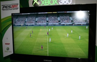 Pro Evolution Soccer 2011 - quick play preview