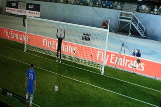 FIFA 11 - quick play preview