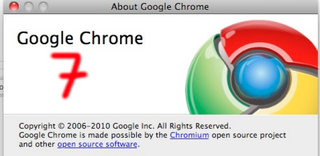 Chrome 7 speed boosted by your graphics chip