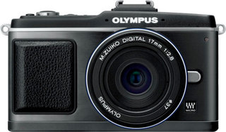 Olympus E-P2: Paint it black edition released