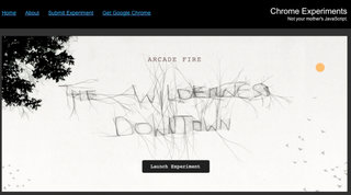 WEBSITE OF THE DAY - The Wilderness Downtown