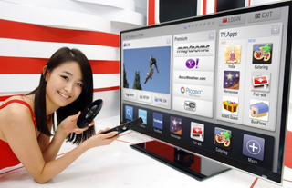 LG Smart TV gets IFA unveiling